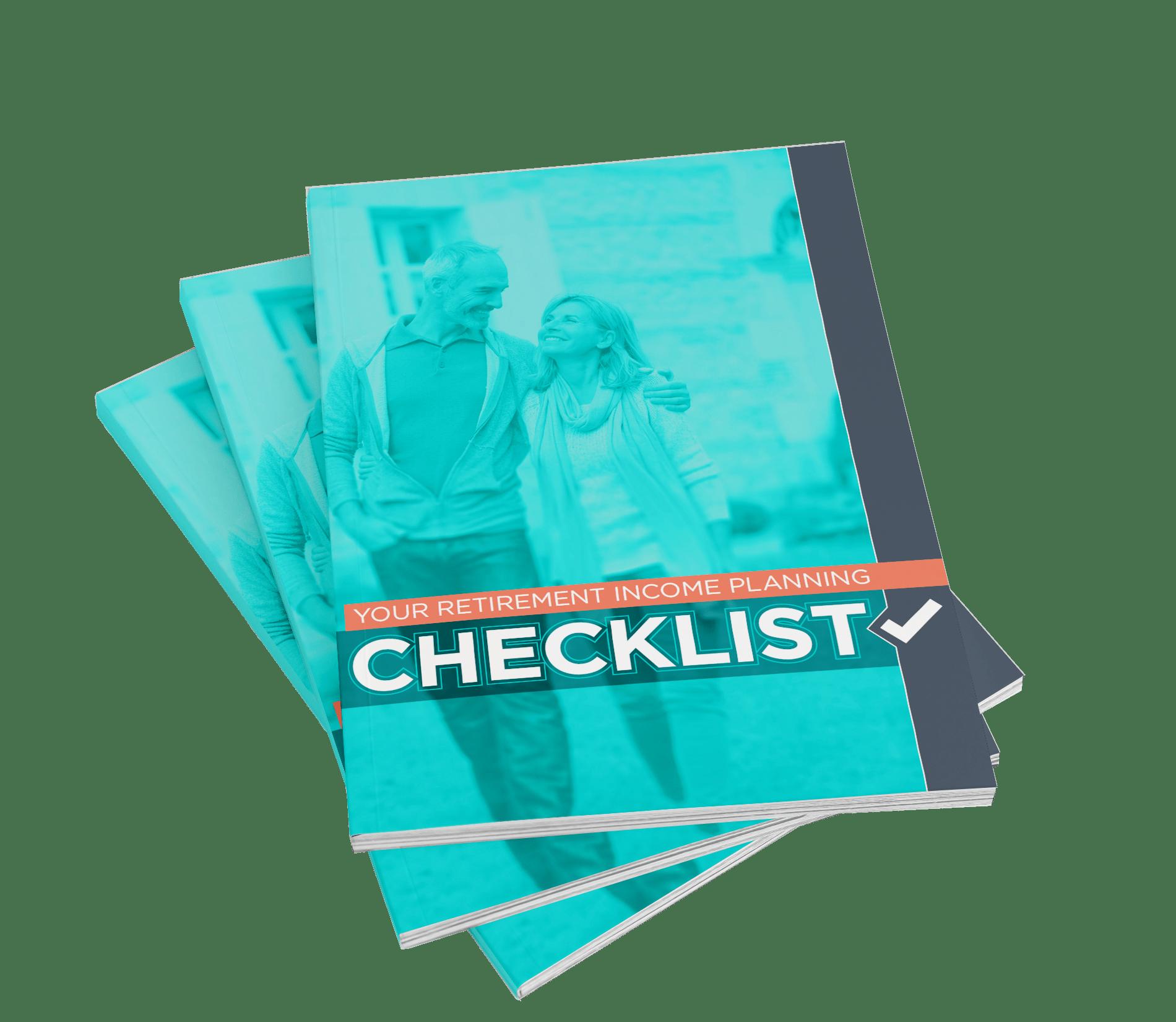Retirement Checklist Mockup